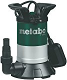 Metabo TP13000S - Bomba sumergible para agua limpia Comparativa bombas sumergibles aguas limpias